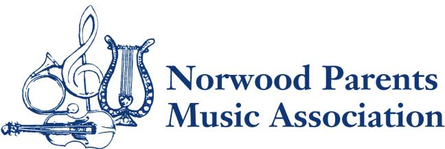Norwood Parents Music Association Logo